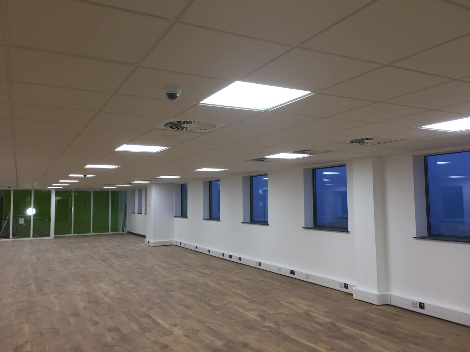 Perdiswell Leisure Centre D Amp G Ceilings
