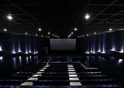Cineworld Interior Fit Outs